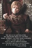 Game Of Thrones / Tyrion Poster 1062